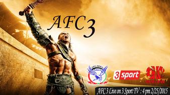 Afghanistan FC 3