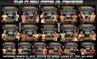 The Clash MMA 13