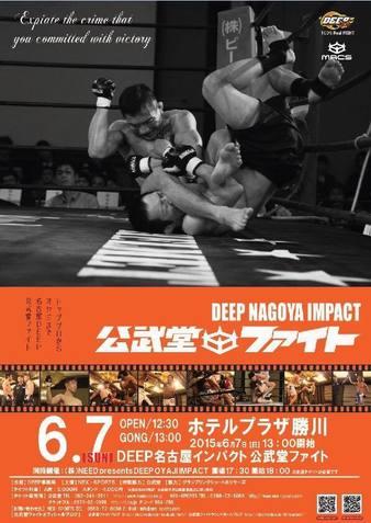 DEEP Nagoya Impact 2015