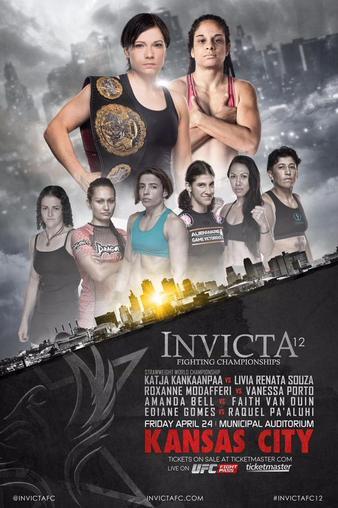 Invicta FC 12