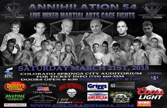 NMEF Annihilation 54