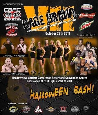 Cage Brawl FC 7