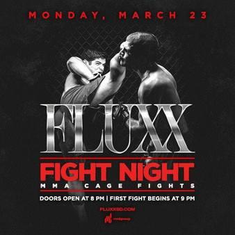 FLUXX Fight Night