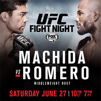 UFC Fight Night 70
