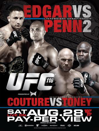 UFC 118