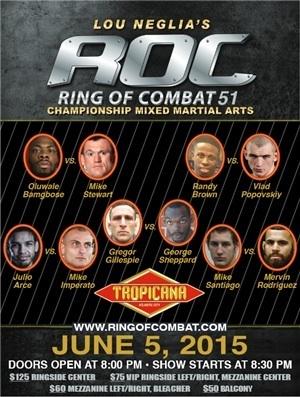 Ring of Combat 51