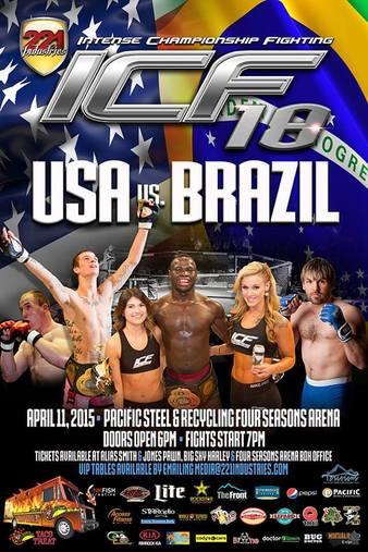 Intense Championship Fighting 18