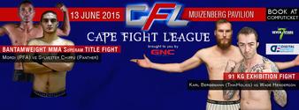 Cape Fight League 10