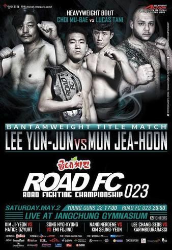 Road FC 23