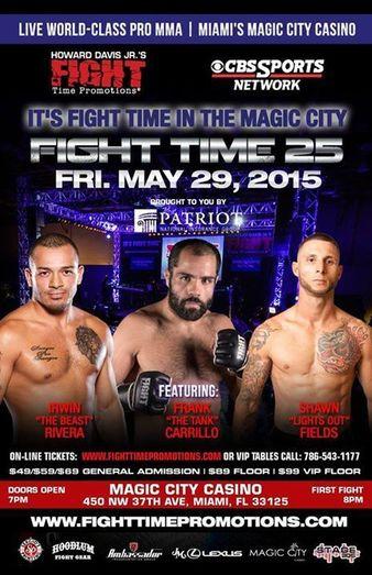 magic city casino boxing