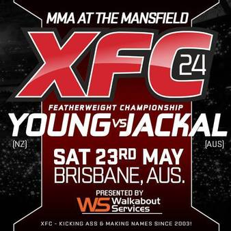 XFC Australia 24