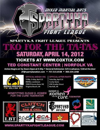 Spartyka Fight League 7