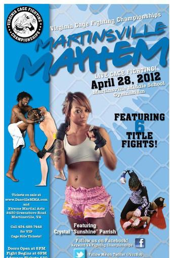 Virginia Cage Fighting Championships