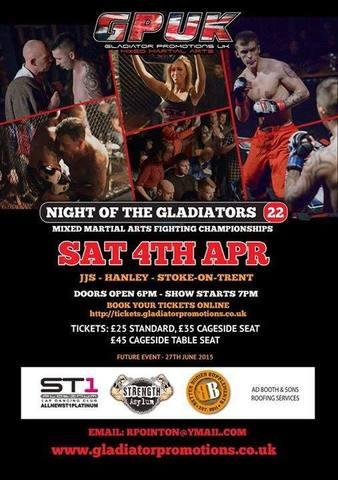 Night of the Gladiators 22