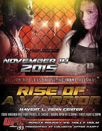 Rise of a Warrior 16