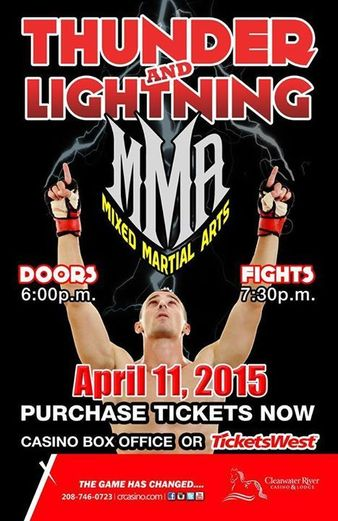 Thunder and Lightning MMA