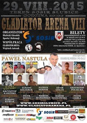Gladiator Arena 8