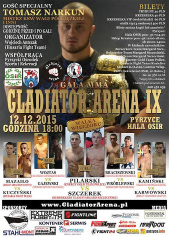 Gladiator Arena 9