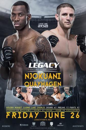 Legacy FC 42