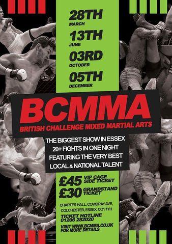 British Challenge MMA 11