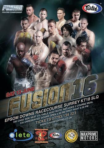 Fusion FC 16