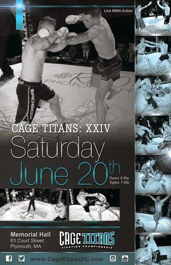 Cage Titans 24