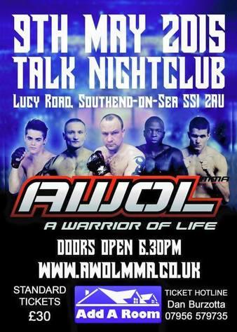 AWOL MMA 6