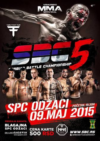 Serbian Battle Championship 5