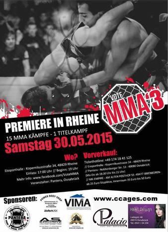 Vote MMA 3