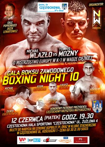 Boxing Night 10