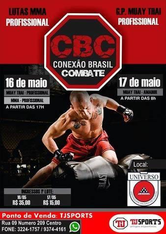 Conexão Brasil Combate 1