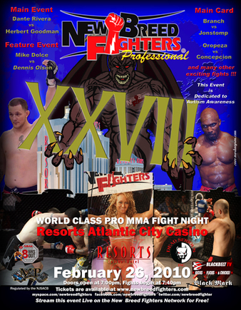New Breed Fighters 28