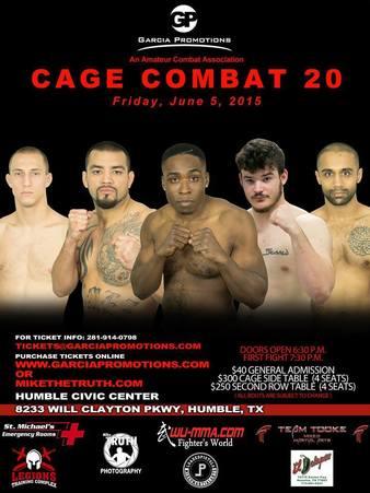 Cage Combat 20