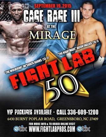 Fight Lab 50