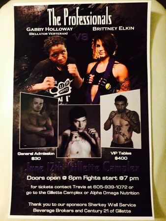 Pride & Pain MMA