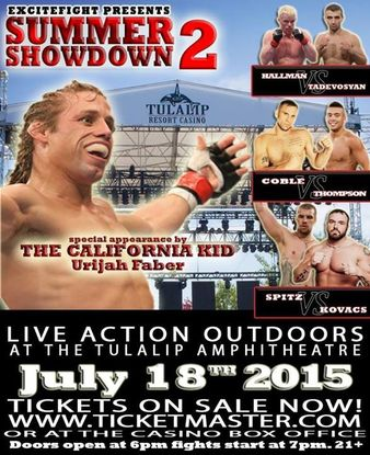 MMA Summer Showdown 2