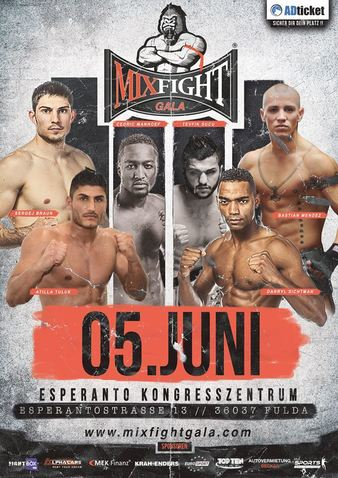Mix Fight Gala 18