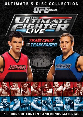 The Ultimate Fighter Season 15