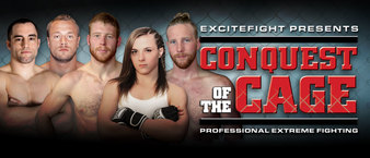 Conquest of the Cage 20
