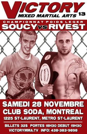 Victory MMA 13