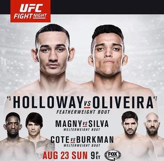 UFC Fight Night 74