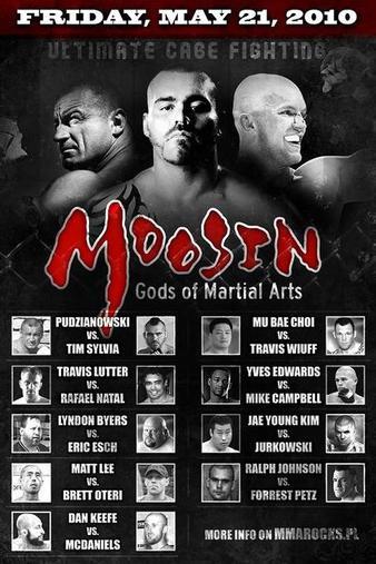 Moosin: God of Martial Arts