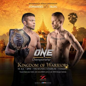 ONE FC 29