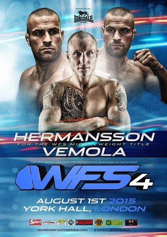 Warrior Fight Series 4