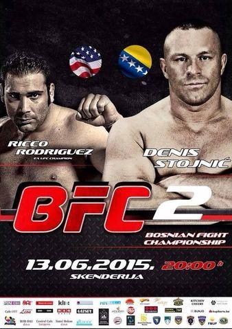 Bosnian Fight Championship 2