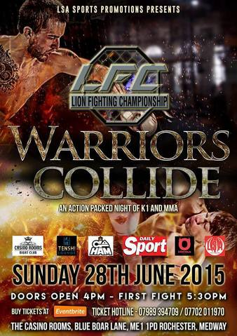 Lion Fighting Championships 4