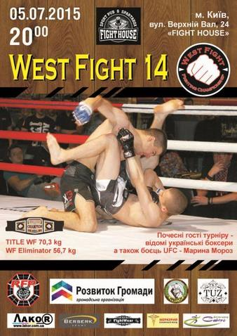 West Fight 14