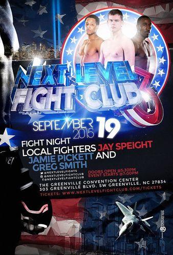 Next Level Fight Club 3