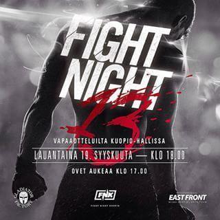 Fight Night 13