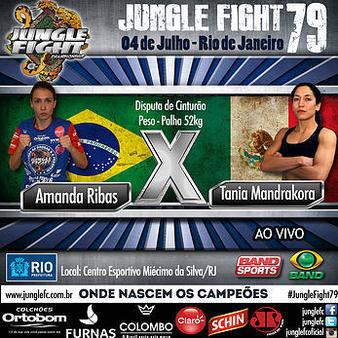 Jungle Fight 79